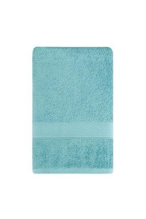 Arya Home Miranda Soft Düz Yüz Havlusu Aqua 0