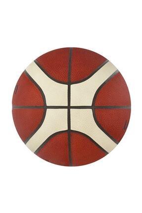 Molten B6g5000 Fıba Onaylı Deri No 6 Basketbol Maç Topu 4