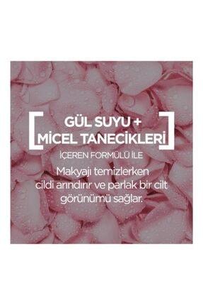 Garnier 2'li Micellar Gül Suyu Kusursuz Makyaj Temizleme & Işıltı 400 ml + Pamukluk Hediye 2