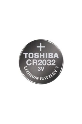 J-TECH Toshiba Cr2032 3v Lithium Anakart Bios Kumanda Tartı Saat 5'li Pil 1