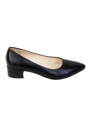 Ustalar Ayakkabı Çanta Siyah Kadın Hakiki Deri Stiletto 364.2770 1
