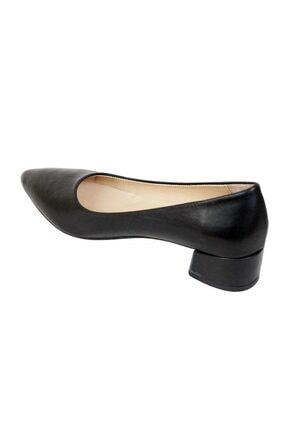 Ustalar Ayakkabı Çanta Siyah Kadın Hakiki Deri Stiletto 364.2770 2