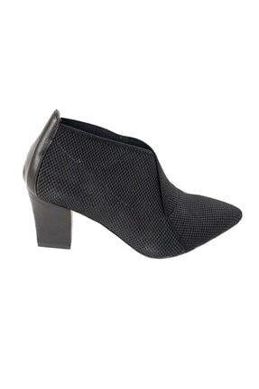 Ustalar Ayakkabı Çanta Siyah Kadın Topuklu Ayakkabı 364.2256 1