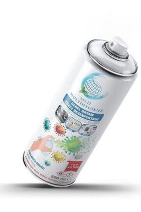 multibox Dezenfektan Genel Ortam Yüzey Dezenfektanı 500 Ml M&h Multi Hygiene Bakteri Ve Virüslere Etkili 0