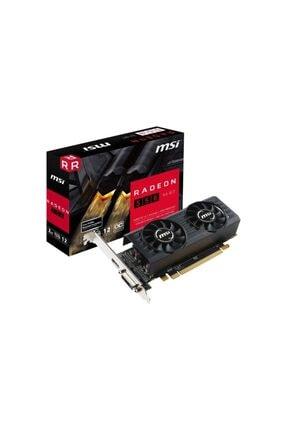 MSI Vga Radeon 550 2gt Lp Oc 2gb Gddr5 64b Dx12 Pcıe 3.0 X16 (1xdvı 1xhdmı) 1