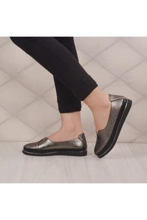 Pierre Cardin Kadın Günlük Ayakkabı Pc-51229 Platin 1