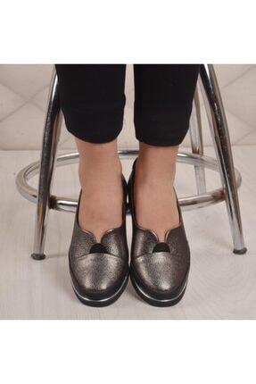 Pierre Cardin Kadın Günlük Ayakkabı Pc-51229 Platin 3