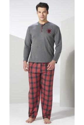 Erkek Füme Pijama Takım 20420 resmi