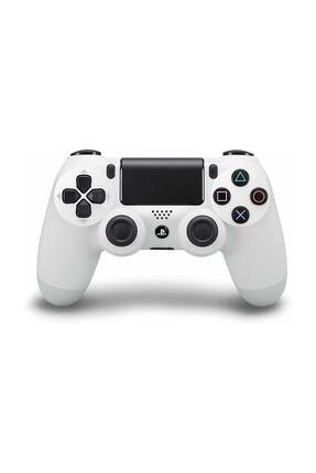 Sony PS4 Dualshock Kablosuz Kumanda Glacier White - Buz Beyazı V2 (Eurasia Garantili) 0
