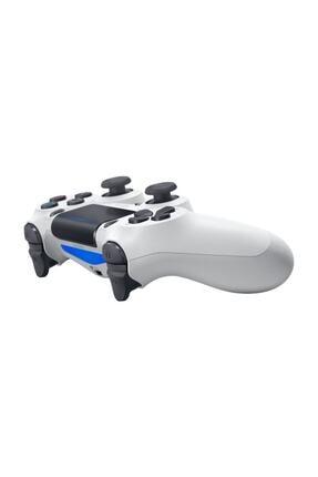 Sony PS4 Dualshock Kablosuz Kumanda Glacier White - Buz Beyazı V2 (Eurasia Garantili) 1