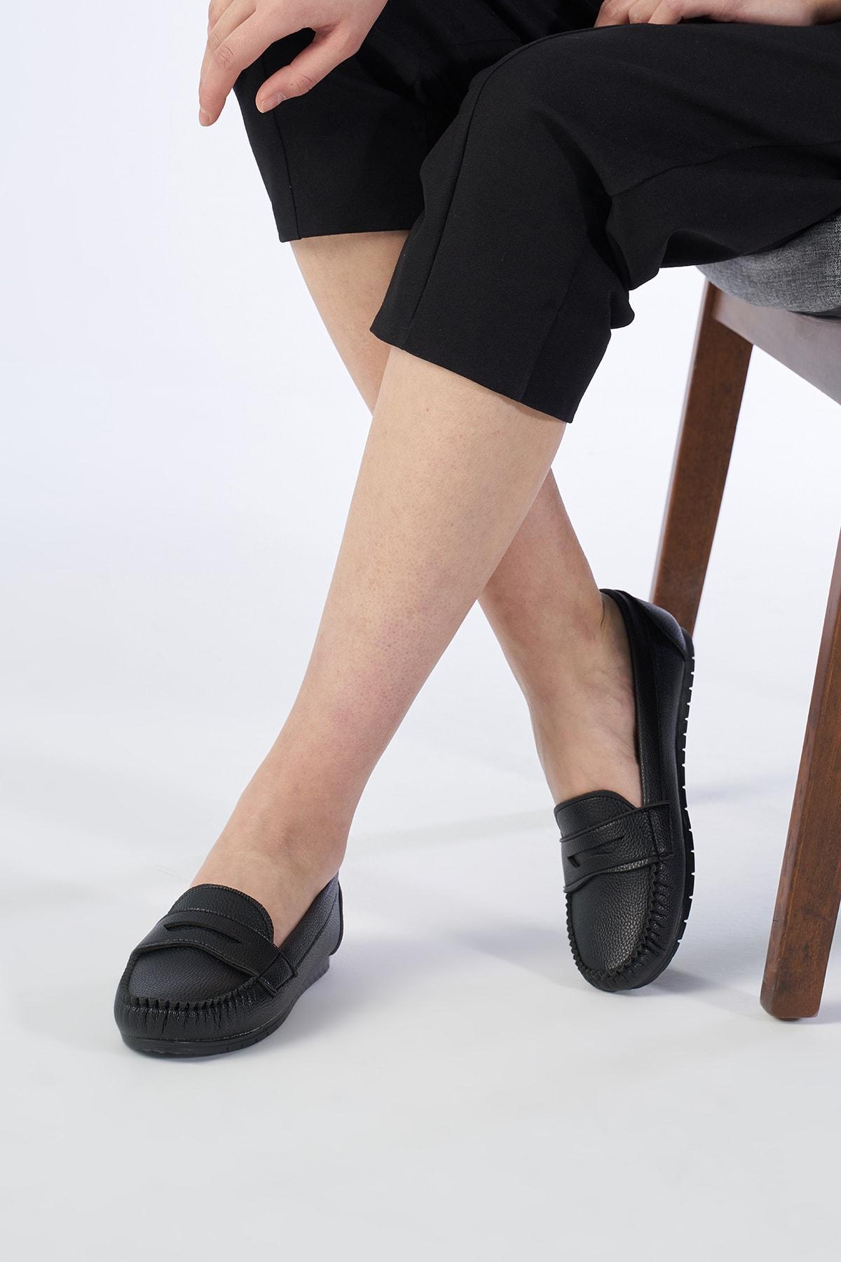 Siyah Kadın  Babet TS1025