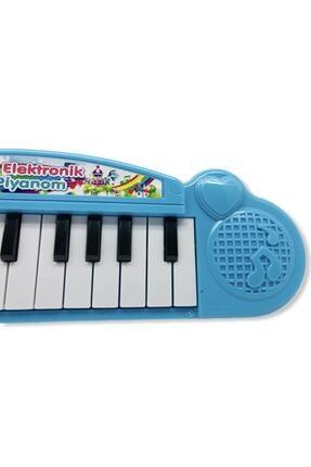 Medska Mavi 22 Tuşlu Sesli Ilk Elektronik Piyanom 1
