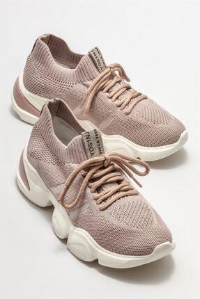 Elle Pembe Kadın Spor Ayakkabı 3