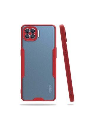 Oppo Reno 4 Lite Kılıf Ultra Ince Şık Tasarım Kaymayan Tasarım 0