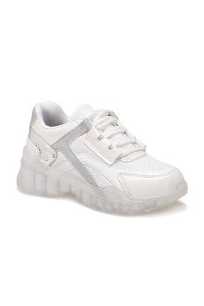 Polaris Beyaz Kız Çocuk Fashion Sneaker 101011218 615258.F1FX 0