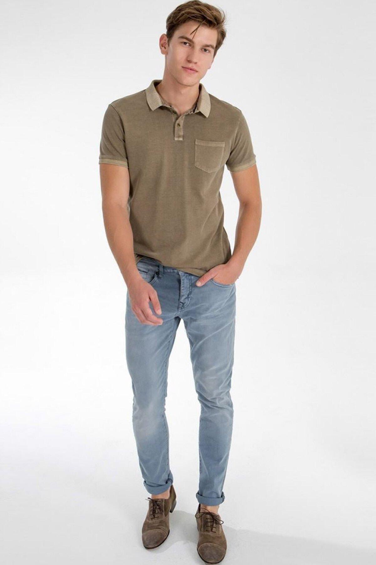 Erkek Joshua Slim Fit Jean Pantolon-01009507591379351129