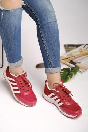 Oksit Kandela File Detaylı Kadın Sneaker 3