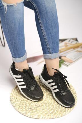 Oksit Kandela File Detaylı Kadın Sneaker 1