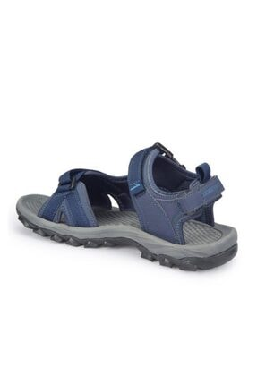Lumberjack Erkek Lacivert Laggun Comfort Casual Outdoor Spor Sandaleti 2