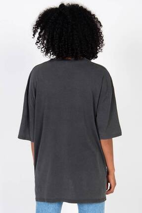 Addax Baskılı T-shirt P9432 - H10 3