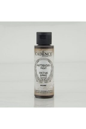Cadence Boya Eskitme Boyası 70ml(cc) 302 Kahverengi 0