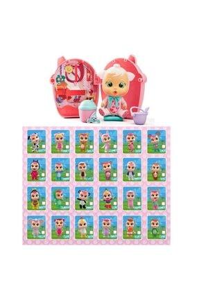 Cry Babies Magic Tears Sürpriz Paket S3 Cym04000 - Pembe 0