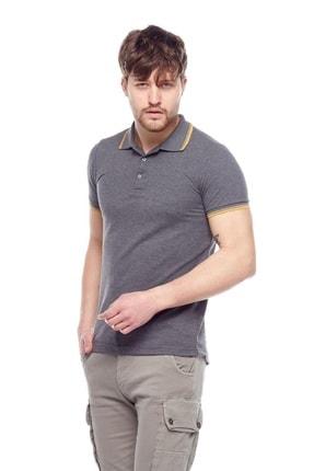 Tena Moda Erkek Petrol Polo Yaka Tişört 2