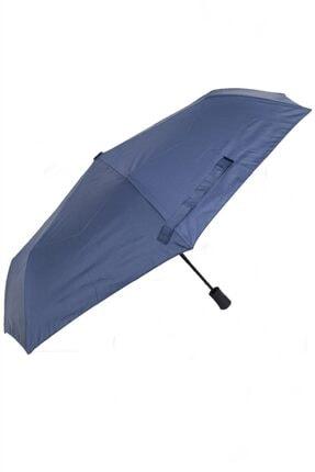 Lacivert Tam Otomatik Kadın Şemsiye M21MAR7916