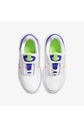 Nike Unisex  Beyaz Air Max Bolt Spor Ayakkabı 4