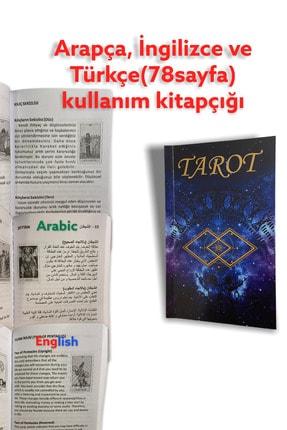 MATEO Tarot Kartları (kullanma Kılavuzlı) Türkçe Englısh Arabic 1
