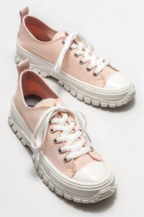Elle Kadın Pembe Spor Ayakkabı 1