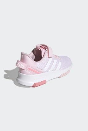 adidas RACER TR 2.0 C Pembe Kız Çocuk Spor Ayakkabı 101085054 4