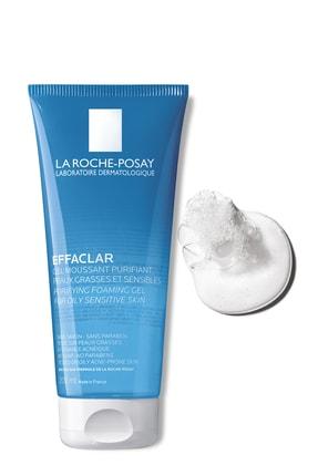 La Roche Posay Effaclar Yüz Temizleme Jeli Yağlı/Akneye Eğilim Gösteren Ciltler Parlama Karşıtı 200ml 3337872411083 3