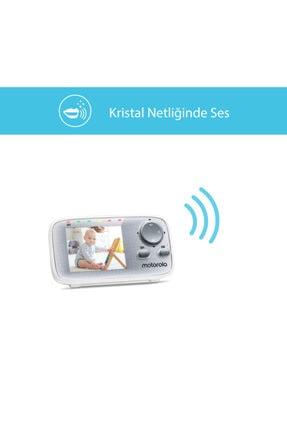 Motorola Mbp482anxl Dijital Bebek Kamerası-2.8 Inç 3