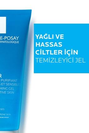 La Roche Posay Effaclar Yüz Temizleme Jeli Yağlı/Akneye Eğilim Gösteren Ciltler Parlama Karşıtı 200ml 3337872411083 1