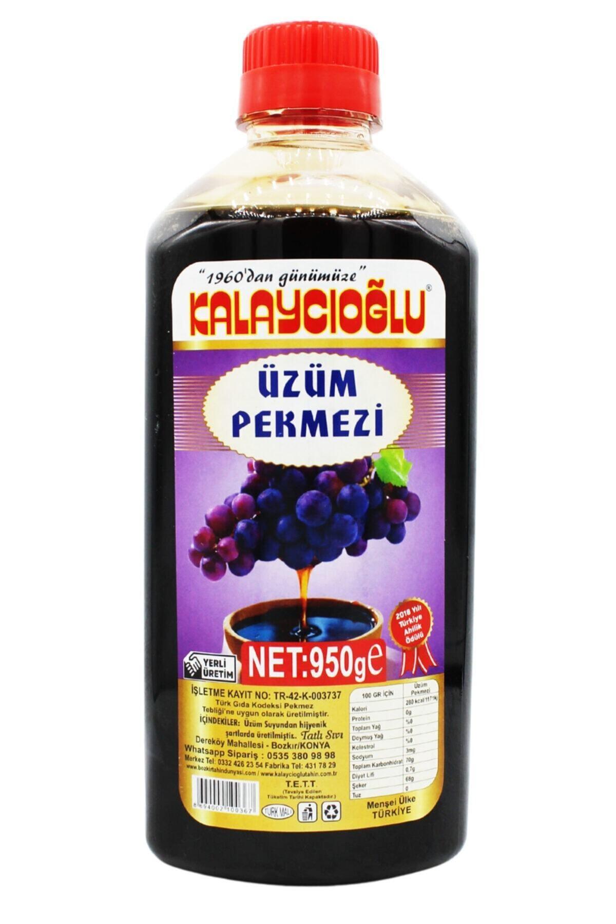 Üzüm Pekmezi 950 gr