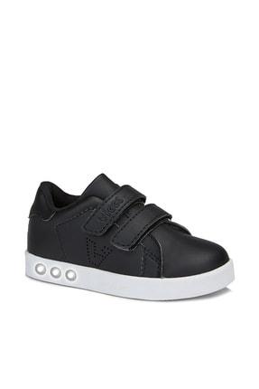 Vicco Oyo Unisex Bebe Siyah/beyaz Spor Ayakkabı 0
