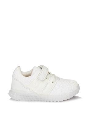 Vicco Flash Unisex Bebe Beyaz Spor Ayakkabı 2
