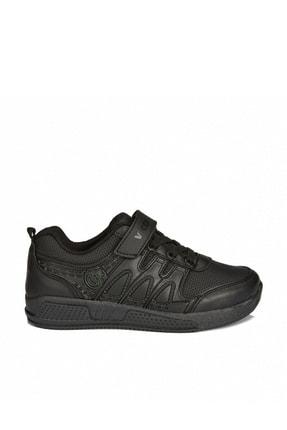 Vicco City Unisex Çocuk Siyah Spor Ayakkabı 2