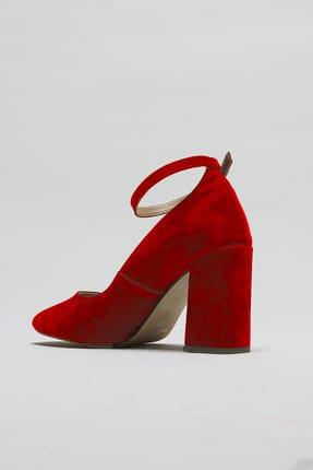 Rovigo Kırmızı Kadın Topuklu Ayakkabı 11112014189-2-03 3