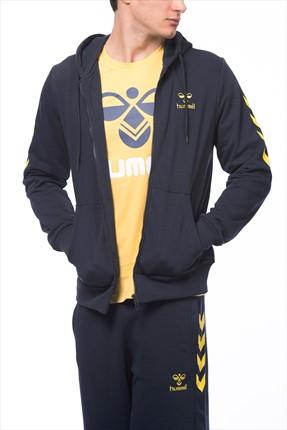 HUMMEL Erkek Sweatshirt Serhat Akın Zip Hoodıe 0