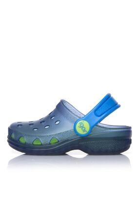 IGOR S10116 Poppy Çocuk Mavi Yeşil Sandalet 0