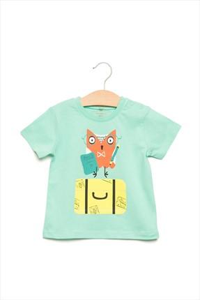 AQUA Erkek Bebek T-Shirt resmi