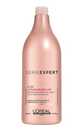L'oreal Professionnel Serie Expert Vitamino Color Boyalı Saçlar için Renk Koruyucu Şampuan 1500 ml 3474636483624 0