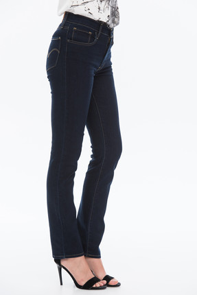 Levi's Kadın 724 High Rise Straight Jean 18883-0022 2