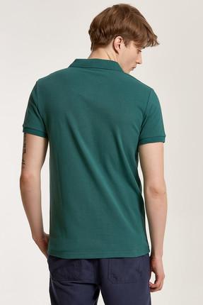 Ltb Erkek  Yeşil Polo Yaka T-Shirt 012188431960880000 2