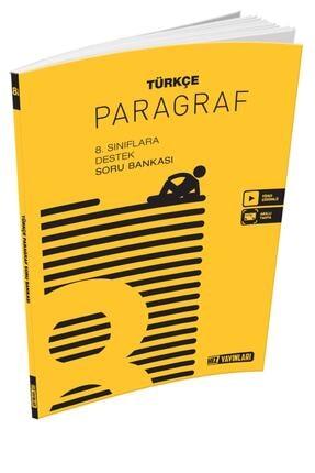 Hız Yayınları 8 Sınıf Yeni Nesil Türkçe Paragraf Soru Bankası 0