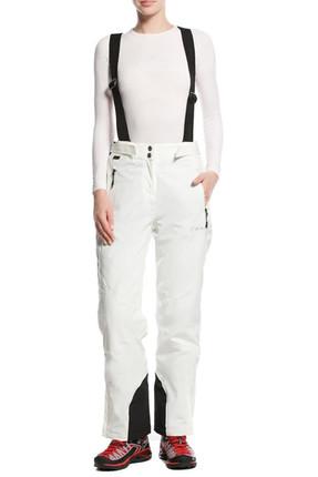 2AS Lena Kadın Kayak Pantolonu Beyaz 3