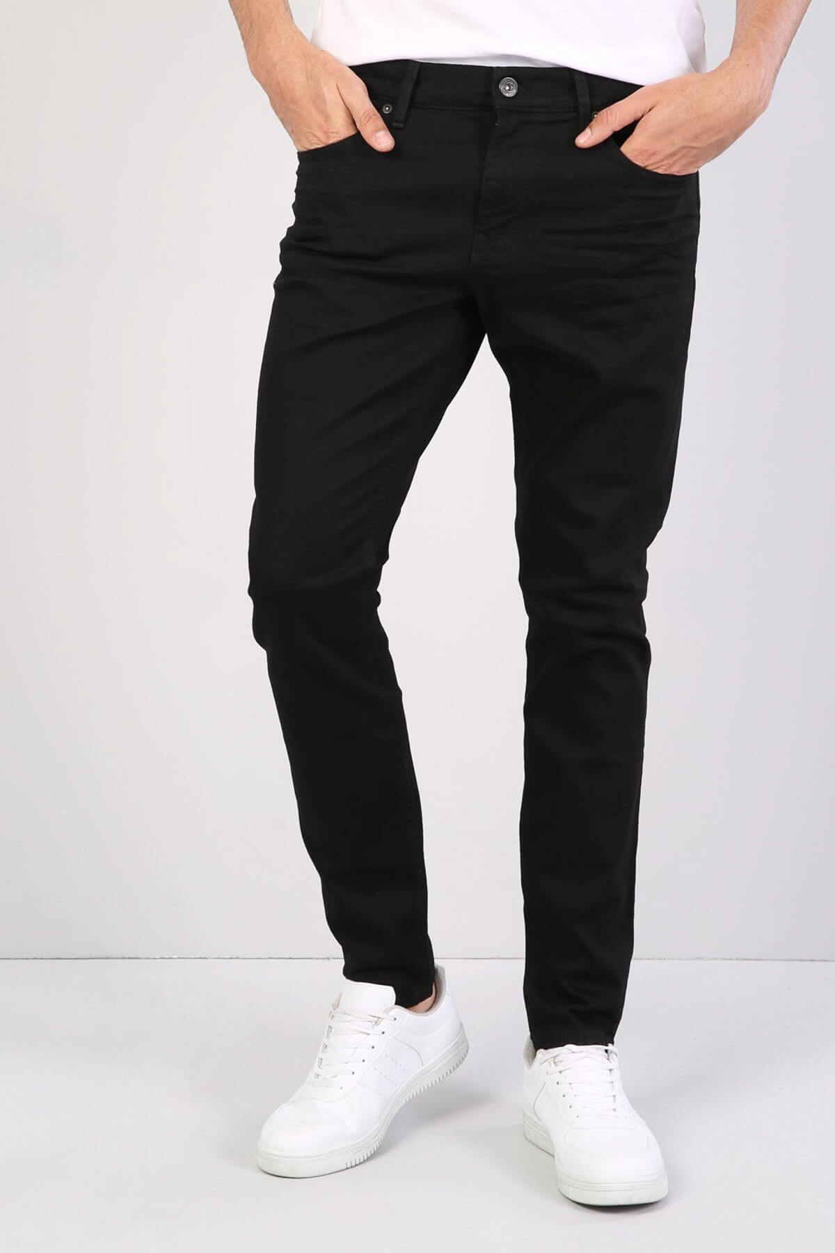 Siyah Erkek Pantolon CL1031097