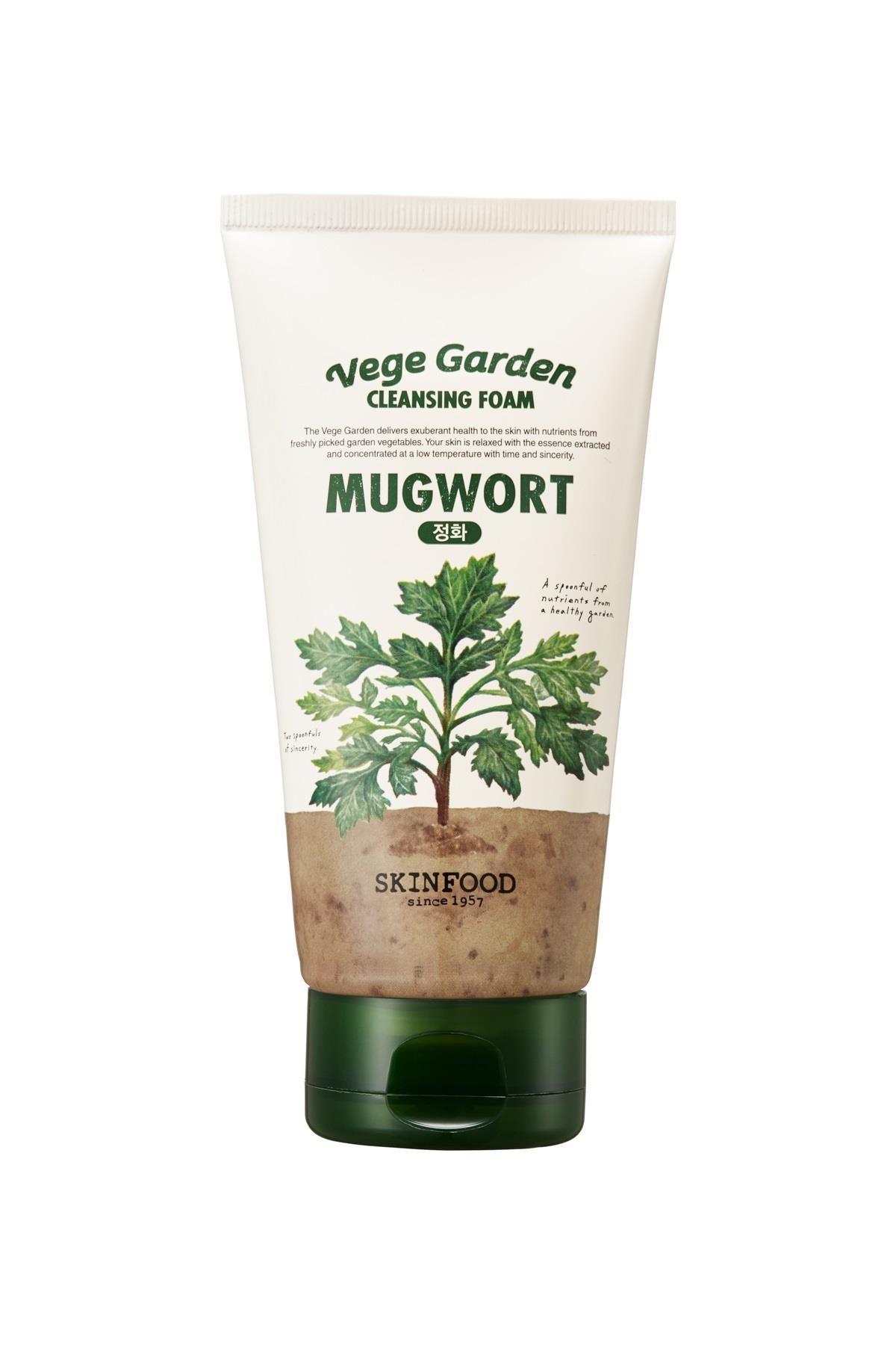 Yüz Temizleme Köpüğü - Vege Garden Cleansing Foam Mugwort 150 ml 8809427869915